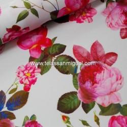 Mikado estampado floral Caste