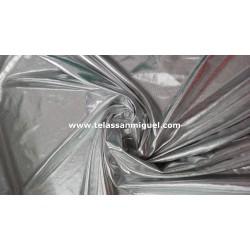 Lycra Foil plata