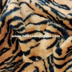 Peluche estampado tigre