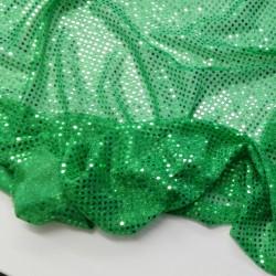Lentejuela fantasía verde