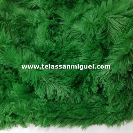 Pelo verde serie monster