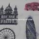 Loneta half panamá Londres