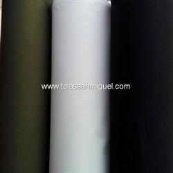 Tejido impermeable exterior verde