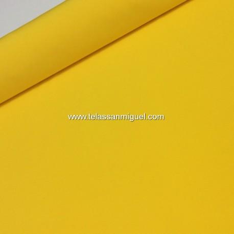 Crep bielástico amarillo