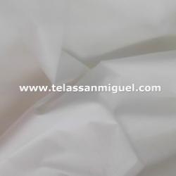 Sábana blanca 100% algodón egipcio