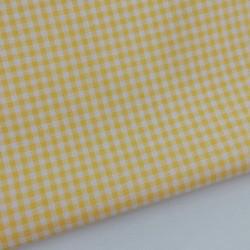 Vichy algodón amarillo 2,7 mm