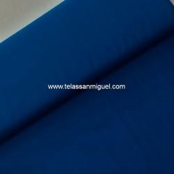 Algodón liso azulón