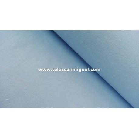 Fieltro azul