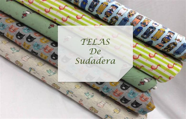 TELAS SUDADERA